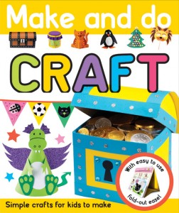 Priddy Books Make and Do Craft Book