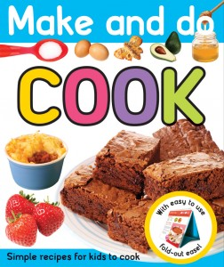 Priddy Books Make and Do Cook Book