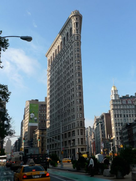 Priddy Books Flat Iron Building
