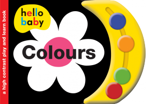 Hello Baby Play and Learn Colours
