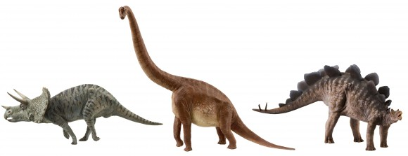 Priddy Books - Dinosaur models