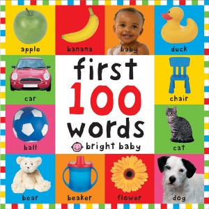 BB First 100 Words Cover UK