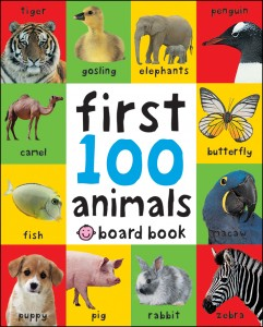 STT First 100 Animals Cover