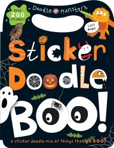 Sticker Doodle Boo Cover