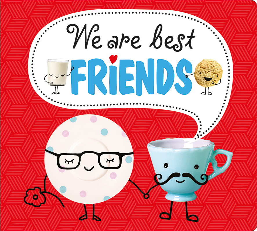 Best Friends We Are Best Friends Cover (Large)