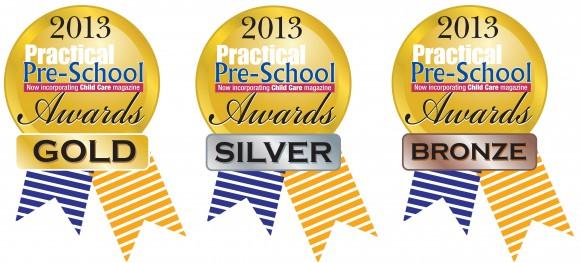 Priddy Books - Practical Pre-School Awards 2013