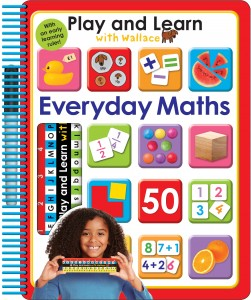 P&L with Wallace Everday Maths Cover