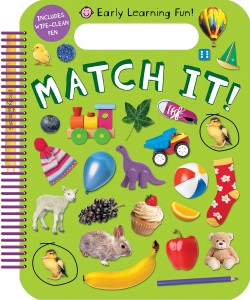 WC Early Learning Fun Match-it! Cover