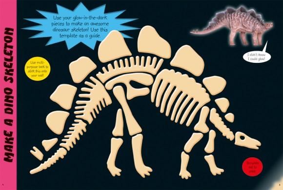 Dino Bites Spread 2