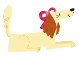 Sticker Friends puppy_4