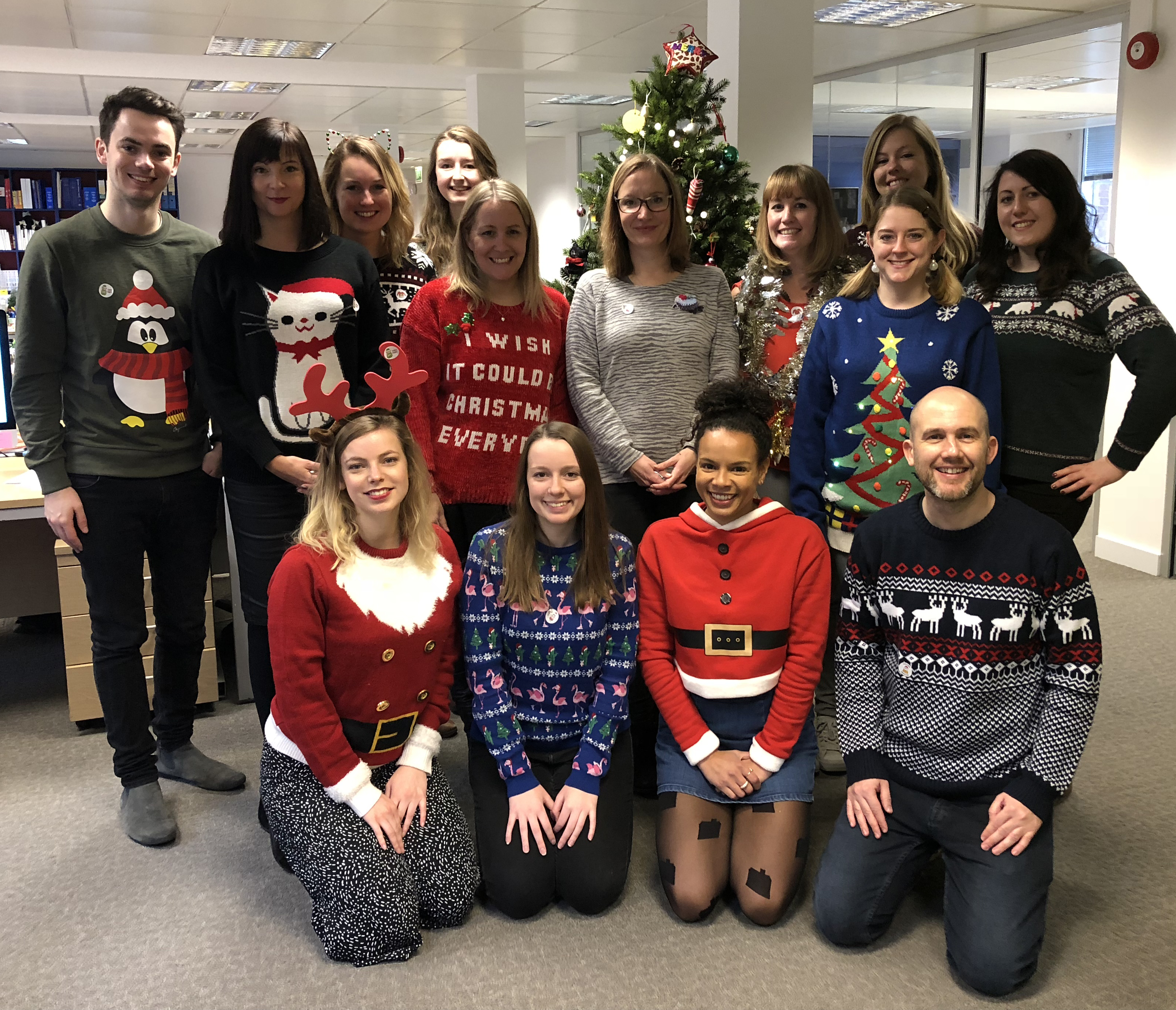 Christmas Jumper Day 2019 Save The Children.Happy New Year From Priddy Books Priddy Books Priddy Books